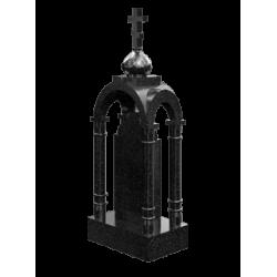 Памятник из гранита - часовня-14