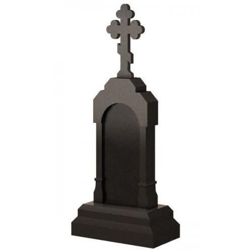 Памятник из гранита - часовня-3