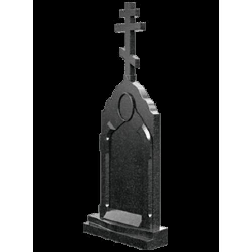 Памятник из гранита - часовня-16