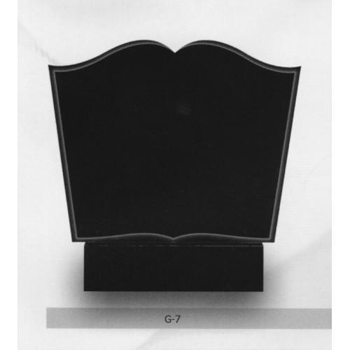Памятник из гранита - книга-3