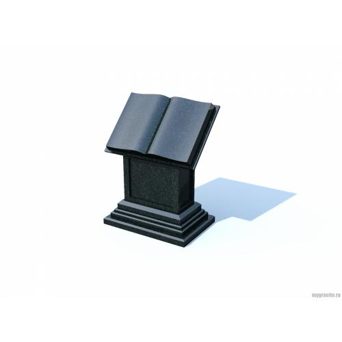 Памятник из гранита - книга-6