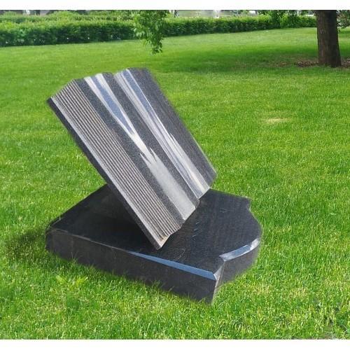Памятник из гранита - книга-8
