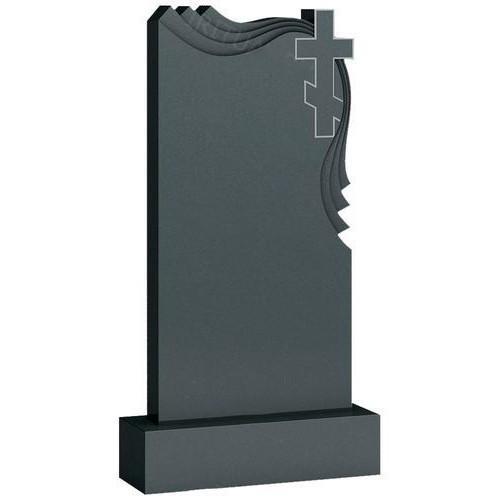Памятник из гранита - крест мемориал A369