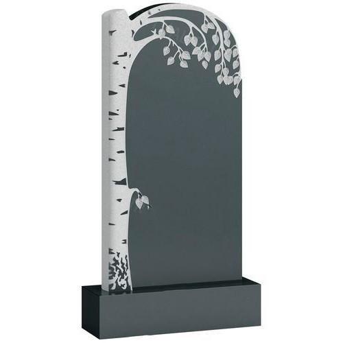 Памятник из гранита - береза мемориал A483