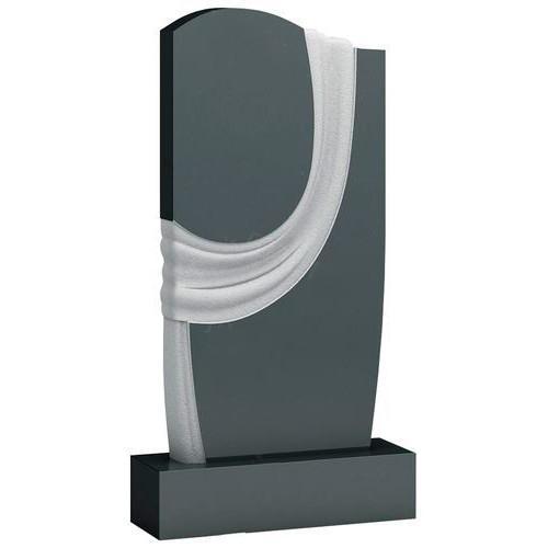 Памятник из гранита - плащаница мемориал A986