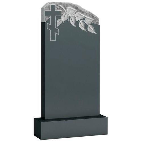 Памятник из гранита - крест мемориал A663