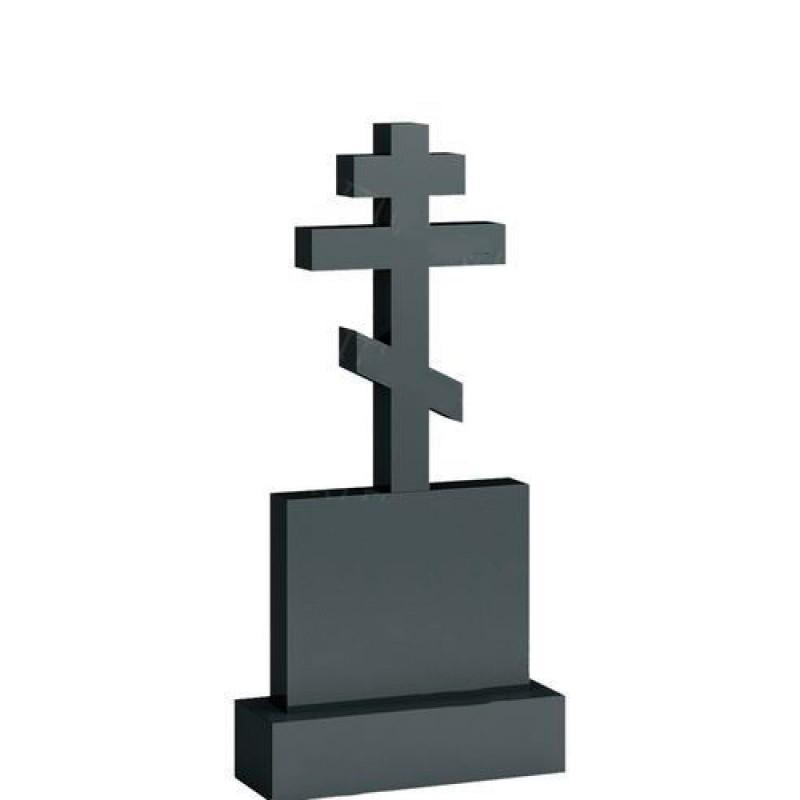 Памятник из гранита - крест мемориал E204