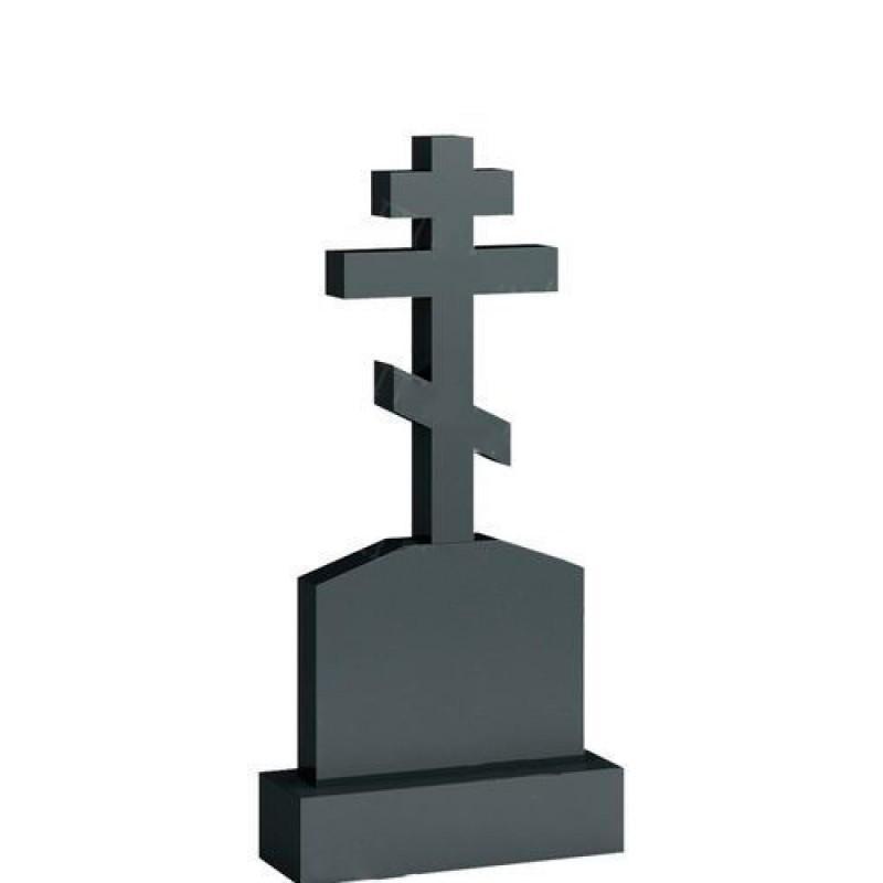 Памятник из гранита - крест мемориал E217