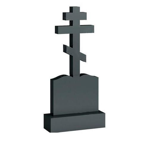 Памятник из гранита - крест мемориал E219