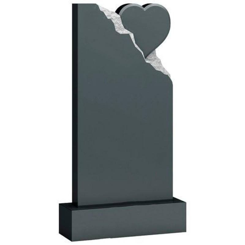 Памятник из гранита - сердце мемориал A906