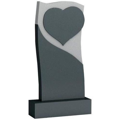 Памятник из гранита - сердце мемориал A354