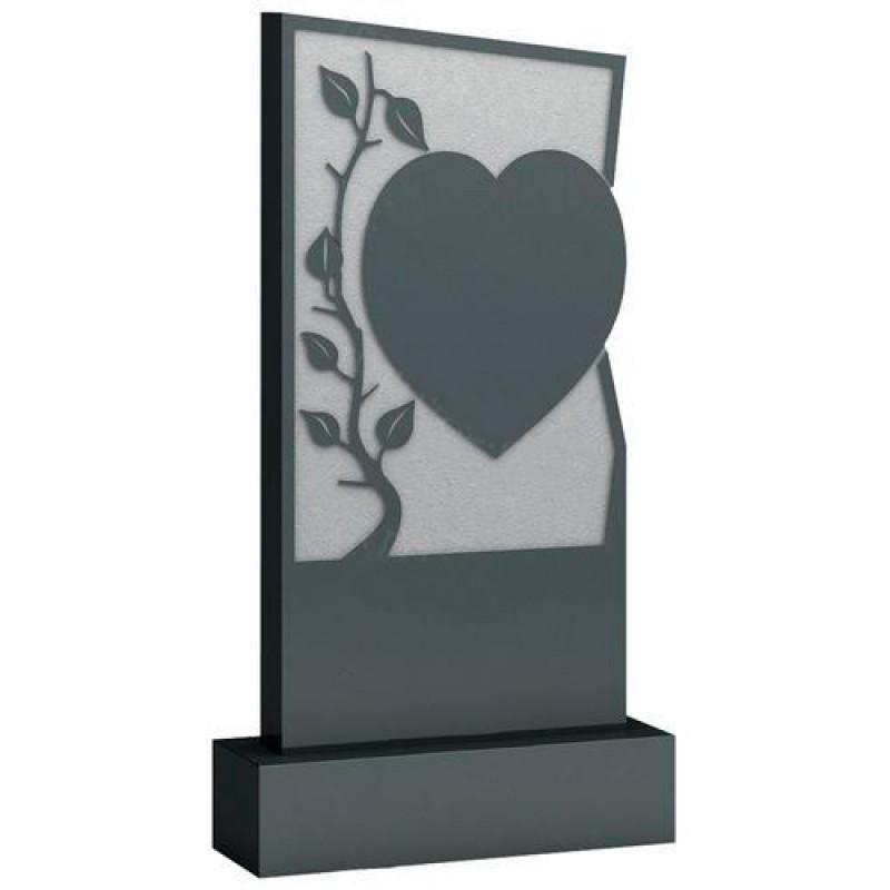 Памятник из гранита - сердце мемориал A969