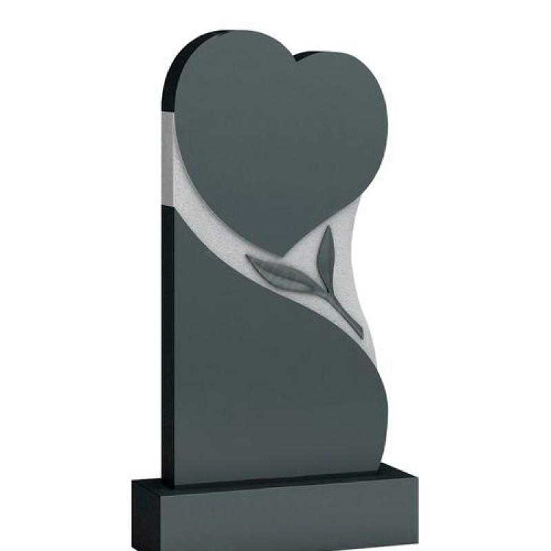 Памятник из гранита - сердце мемориал A985