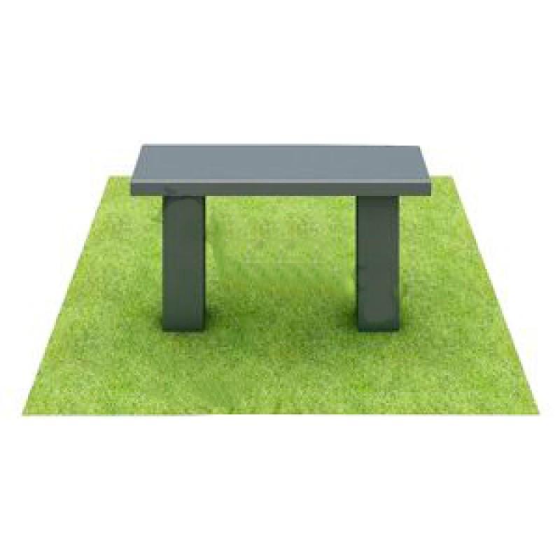 Скамейка на могилу S150