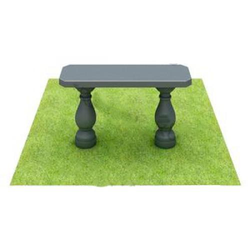 Скамейка на могилу S160